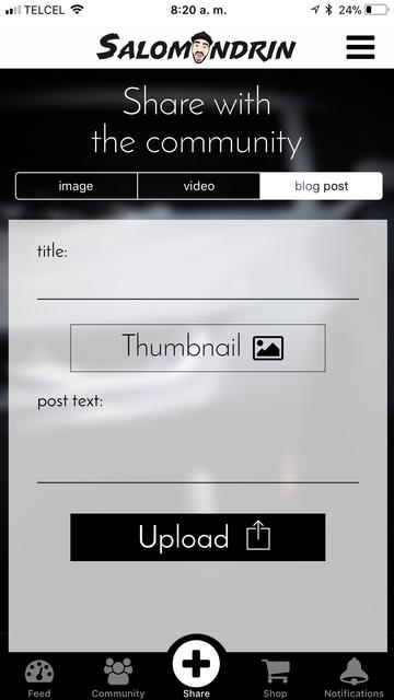 Salomondrin screenshot 3