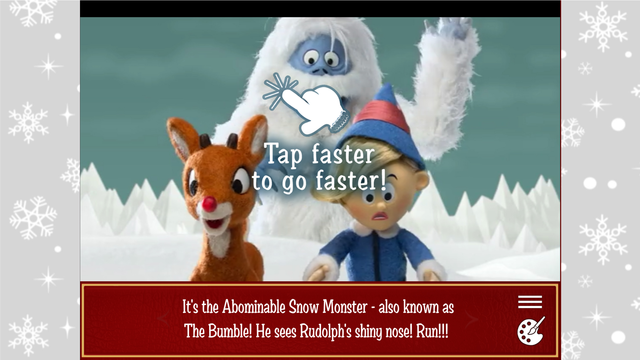Rudolph the Red Nosed-Reindeer screenshot 2