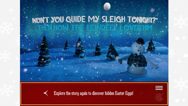 Rudolph the Red Nosed-Reindeer screenshot 4