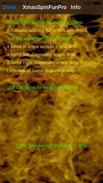 XmasSpinFunPro screenshot 5
