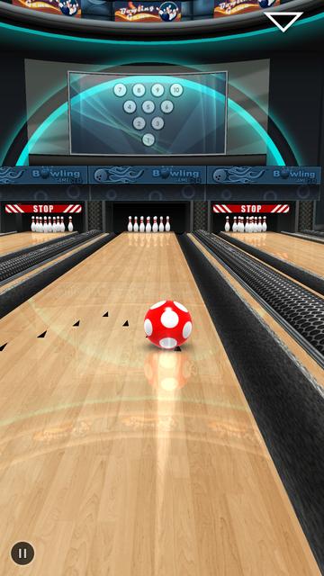 Bowling Game 3D screenshot 4