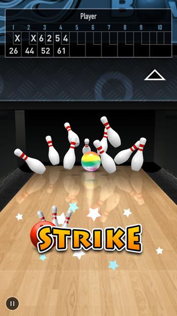 Bowling Game 3D screenshot 1
