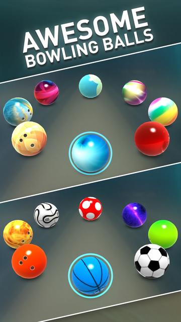 Bowling Game 3D screenshot 2