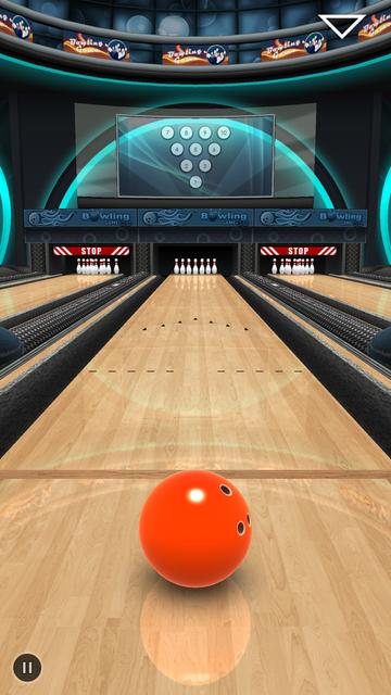 Bowling Game 3D screenshot 5
