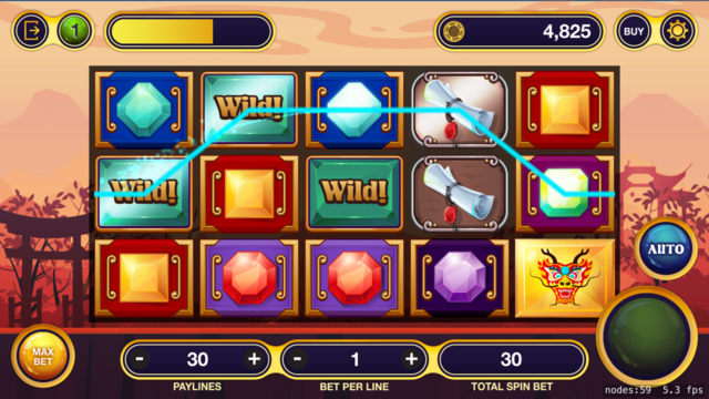 Super Juicy Slots screenshot 1
