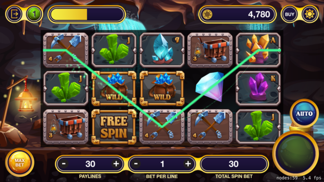 Super Juicy Slots screenshot 2