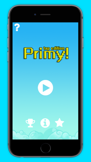 Primy (Tap Edition) screenshot 1