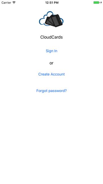 CloudCards screenshot 4