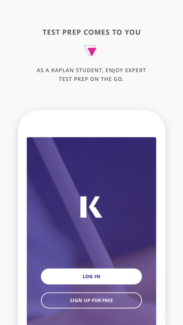 Kaplan Mobile Prep screenshot 1