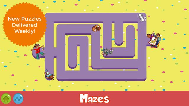 Hidden Pictures Puzzle Town screenshot 9