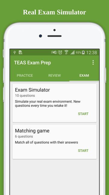 TEAS V6 Exam Prep 2017 Edition screenshot 5