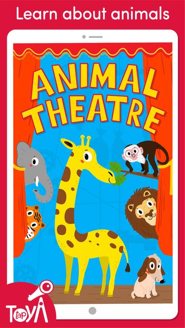 Animal games for kids - FULL screenshot 6