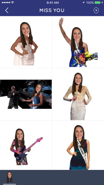 Miss USA — Emojis, Filters, and More screenshot 4