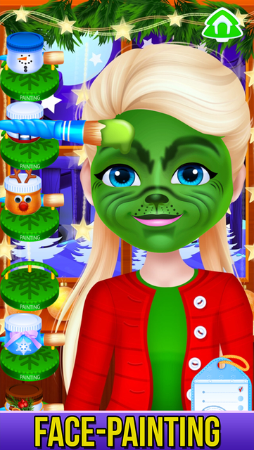 Christmas Party Salon screenshot 14