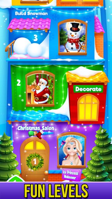 Christmas Party Salon screenshot 20