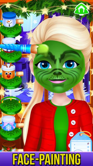 Christmas Party Salon screenshot 24
