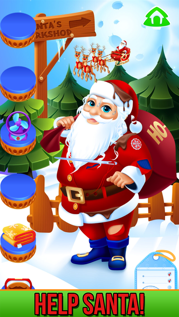 Christmas Party Salon screenshot 27
