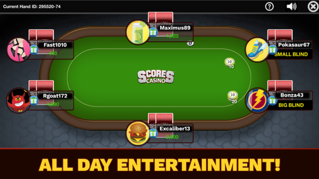 MyScoresCasino: Slots & Casino screenshot 5