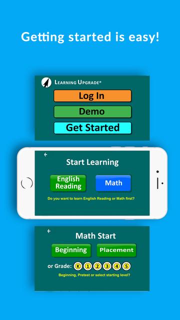 Learning Upgrade screenshot 7