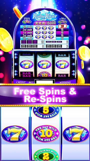 Double Spin Slots screenshot 2