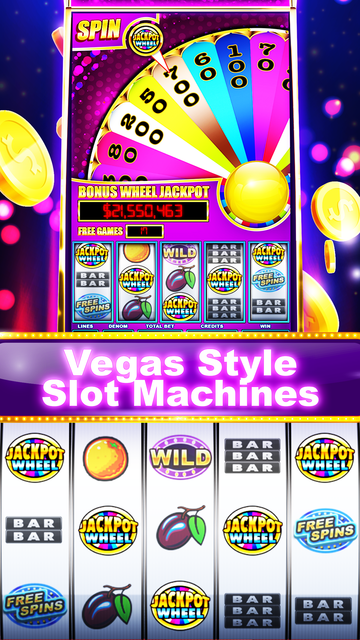 Double Spin Slots screenshot 4