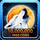 Icon for Wild Wolf Slots : Free Vegas Casino Slots
