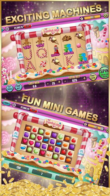 Slots of Skill - Real Vegas Video Slot Machines screenshot 3