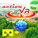 Icon for VR Ballooning and Night Glow Virtual Reality 360