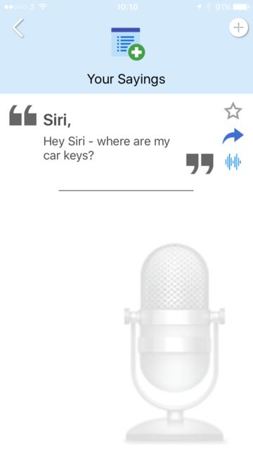Commands for Siri App Voice screenshot 4