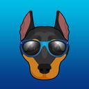 Icon for DobieMoji: Emojis for Doberman Pinscher Lovers!