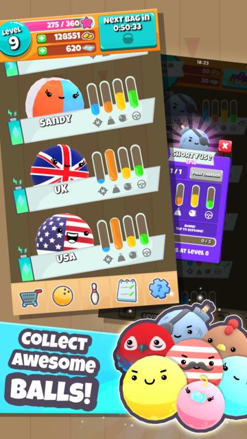 Moji Bowling screenshot 3