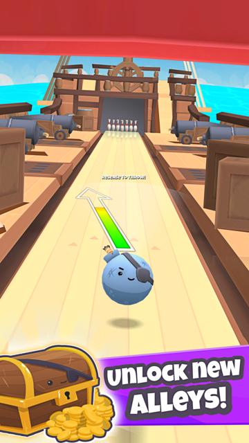 Moji Bowling screenshot 4