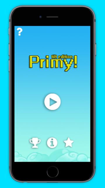 Primy (Tilt Edition) screenshot 1