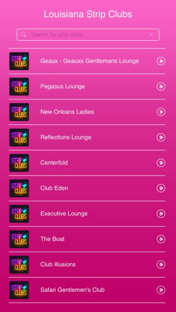 Louisiana Nightlife screenshot 2