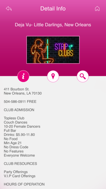 Louisiana Nightlife screenshot 3