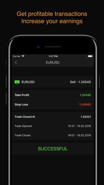 Forex Signals - Daily Tips screenshot 3
