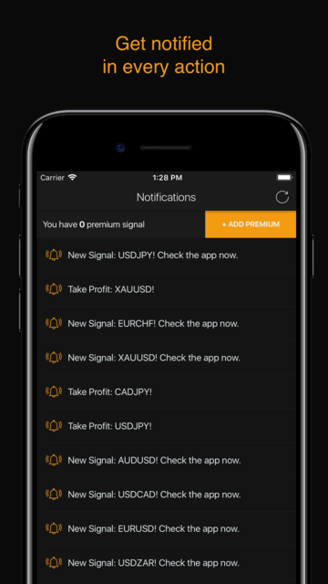 Forex Signals - Daily Tips screenshot 4