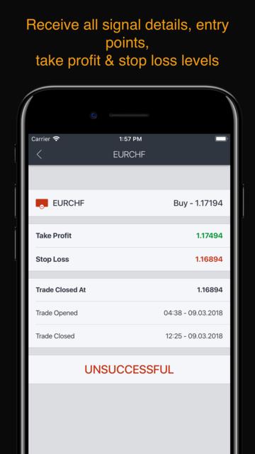 Forex Signals - Daily Tips screenshot 8