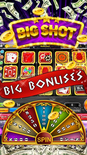 Wheel of Big Jackpot Slots: New Slot Machines 777 screenshot 2