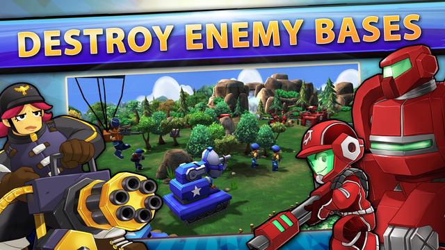 Mini Guns - Omega Wars screenshot 3
