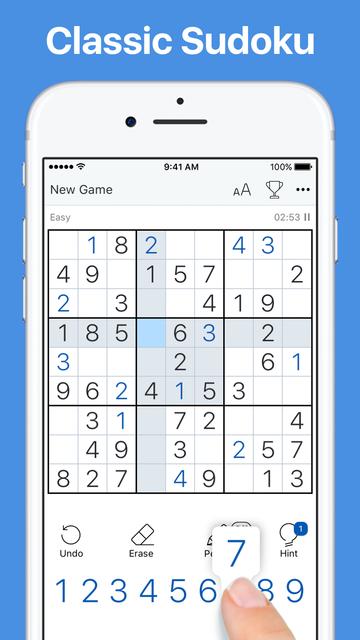 Sudoku.com - Number Games screenshot 11