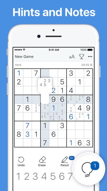Sudoku.com - Number Games screenshot 34