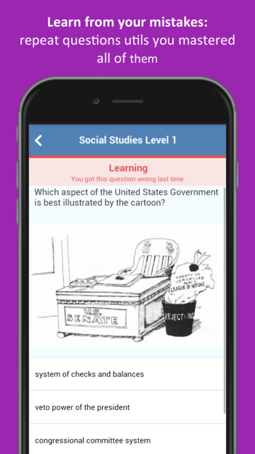 GED® Practice Test 2019 screenshot 23