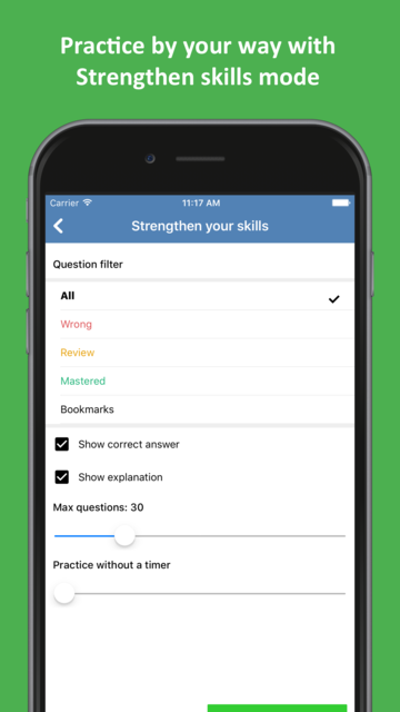 GED® Practice Test 2019 screenshot 25