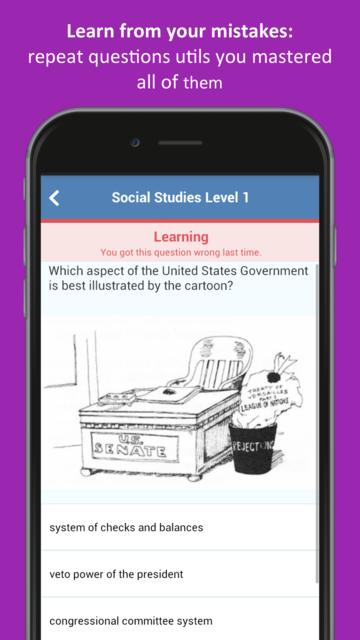 GED® Practice Test 2019 screenshot 28
