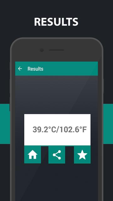 Finger Body Temperature Prank -Scan Blood Pressure screenshot 2