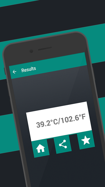 Finger Body Temperature Prank -Scan Blood Pressure screenshot 4