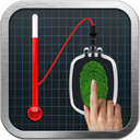 Icon for Finger Body Temperature Prank -Scan Blood Pressure