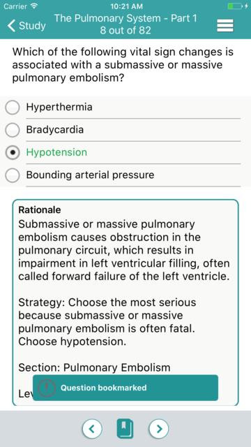 CCRN - Critical Care Registered Nurse Exam 2017 screenshot 2
