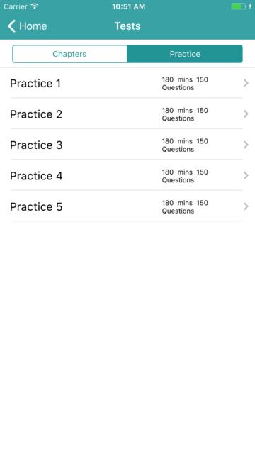 CCRN - Critical Care Registered Nurse Exam 2017 screenshot 3